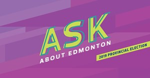 This election remember to #askaboutYEG