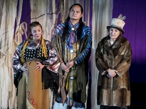 Youth-inspired Indigenous retelling of Macbeth to tour Treaty 6 nations before heading to Stratford Festival