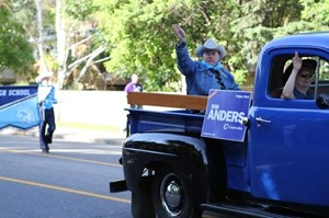 Rob Anders, Canada's Worst MP, has been handed his great big hat a second time