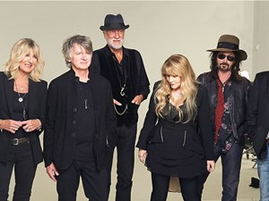 Fleetwood Mac reschedules Edmonton concert after band member falls ill