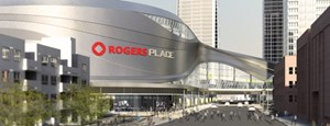 Roundup: Edmonton's downtown arena will be called Rogers Place