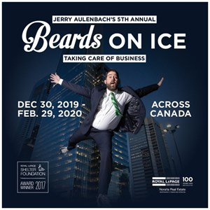 Beards on Ice 2020: Taking care of Business!