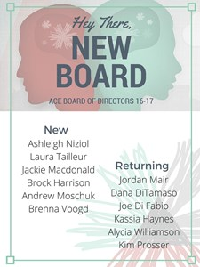 2016-2017 Board