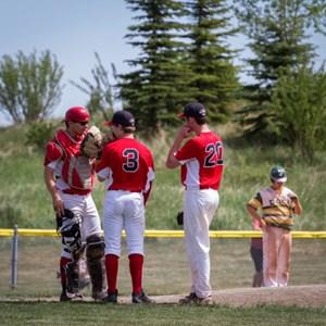 St. Alberta Cardinals (Rep Midget AA) vs. Sherwood Park...