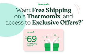 Thermomix Host Program 2020: Free Shipping and Sous Vide Blade Cover