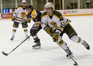 Reddick and Rowley named to CIS all-star team