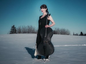 Canada's north comes alive in music and poetry with cellist's suite
