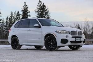 Quick Take: 2017 BMW X5