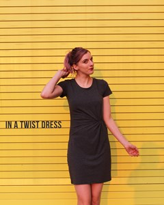 In A Twist Dress