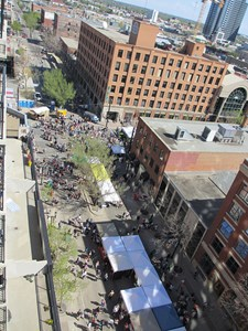 City Market 2013: Welcome Back to the Promenade!
