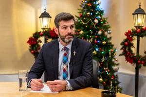 Mayor Don Iveson looks back on 2018