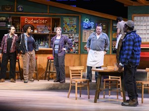 Theatre review: Sweat reveals cultural cracks in tale of loss and dislocation