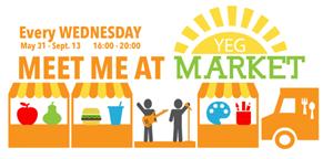 The Yeg Market – Every Wednesday