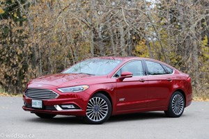 Quick Take: 2017 Ford Fusion Energi