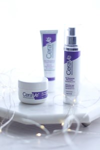 The Best Skin Care For Aging And Dry Skin | Cerave Renewing Creams & Serum