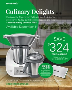 Thermomix TM5®: The BEST Bundle EVER!
