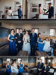 Kristina & Peter's Wedding at McKay Avenue School