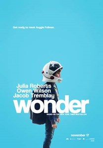 Wonder Opens in Theatres November 17 {GIVEAWAY}