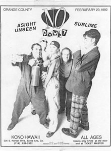 No Doubt's Debut Turns 25