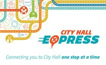 Cruise into summer with City Hall Express