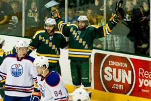 Defending champs set to host Oilers rookies