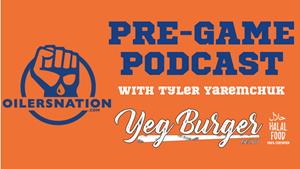 Oilersnation Pre Game Podcast – Edmonton Oilers vs LA Kings