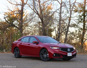 Review: 2018 Acura TLX
