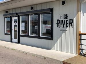 What's Up in High River?