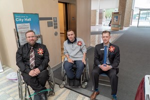 "Accessibility policy aims to ""open Edmonton"""