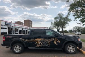 Weaponized Fossil Kin and the Alberta economy