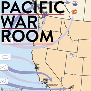 THE PACIFIC WAR ROOM