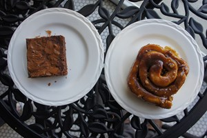 Sugared & Spiced Baked Goods