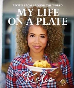 Kelis' cookbook as good as chocolate & chips + A Giveaway