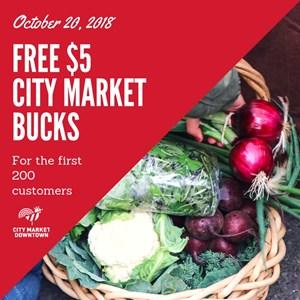 October 20, 2018 Market Map