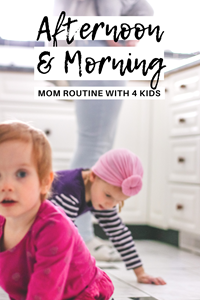 Stay At Home Mom Routine: How To Tackle Your Own Baby Sleep Schedule 6 Months Old