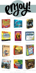 Board Games For Everyone   Black Friday Week Deals