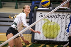 Top ranked Pandas sweep second ranked Spartans