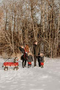 A Merry Little Christmas From YEG | How To Slow Down A Busy Family Schedule