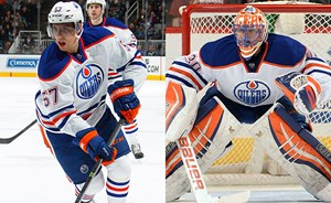 PRESS RELEASE: Perron and Scrivens named to Team Canada