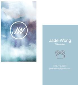 Jade Wong – Business Cards