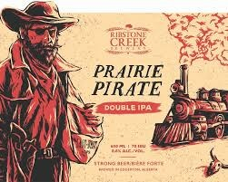 Stealing a Sip of Prairie Pirate