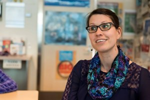 """I've wanted to be a teacher probably since I was in grade..."