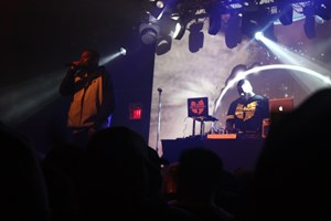Review: GZA, The Knot No Howz highlight Edmonton's diverse musical offerings