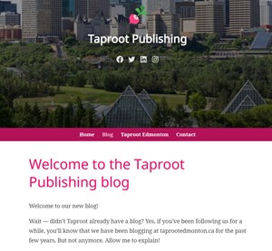 How we migrated the Taproot Publishing blog