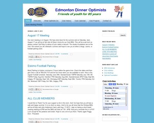 Edmonton Dinner Optimists