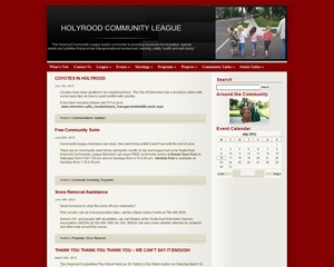Holyrood Community League
