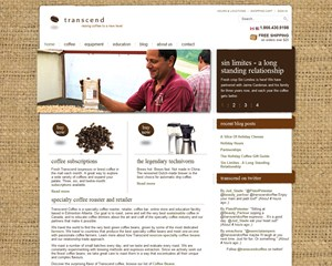 Transcend Coffee Blog