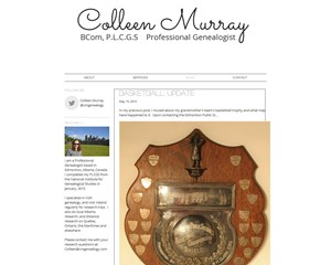 Colleen Murray Genealogy