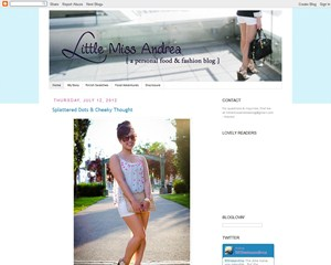 Little Miss Andrea