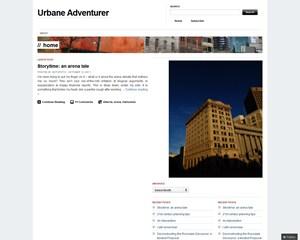 Urbane Adventurer